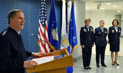 70th Air Force Reserve birthday