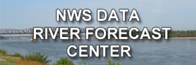 NWS Data Center River Forcast Center Banner