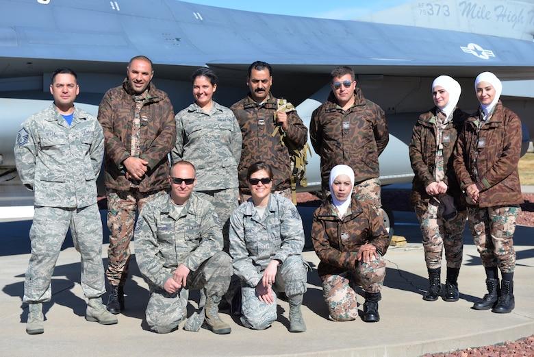NCO Development group photo