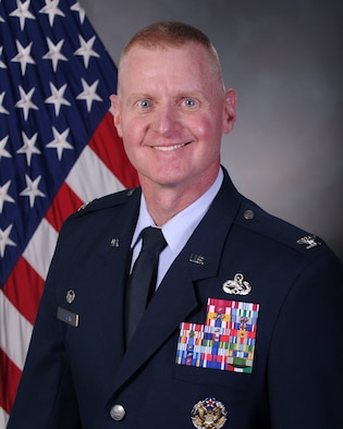 Col. Jon A. Eberlan (U.S. Air Force photo)