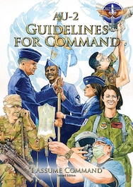 Book Cover - AU-2 Guidelines for Command