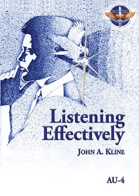 Book Cover - AU-4 Listening Effectively