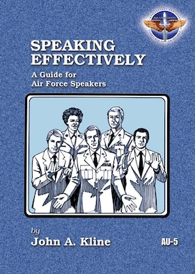 Book Cover - AU-5 Speaking Effectively