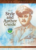 Book Cover - AU-1 Air University Style and Author Guide