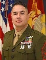 1stSgt Antonio E. Marquez