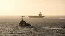 Carl Vinson Completes Western Pacific Deployment