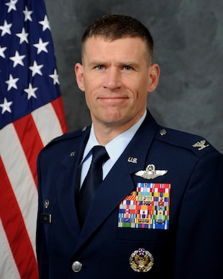 Col. Andrew Clark (Official Photo)
