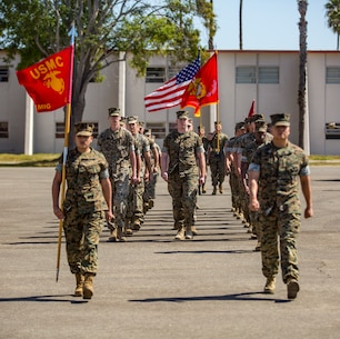 The newly formed MSB will assume the responsibilities of administrative support to the I MEF Command Element to better posture the I MEF Information Group to focus on leading in the information environment.