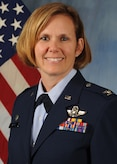 Col. Regina Sabric, 419th Fighter Wing commander
