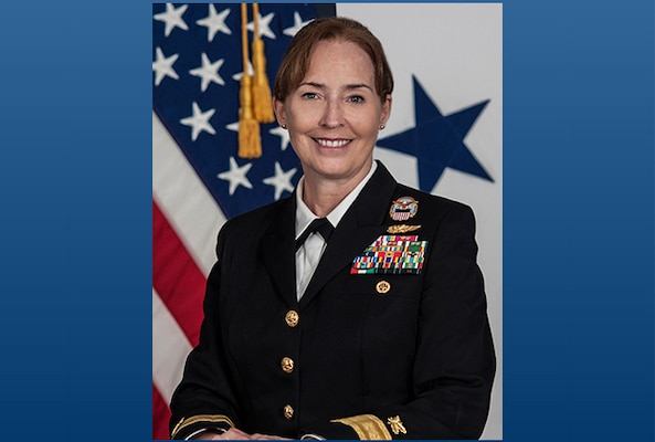 Rear Adm. Michelle C. Skubic