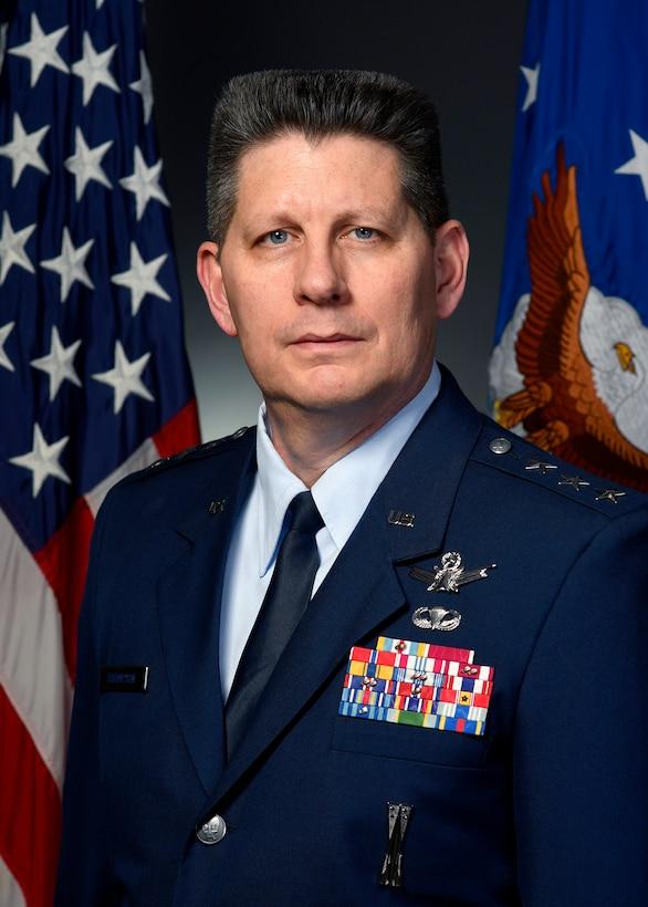 Lieutenant General David D. Thompson