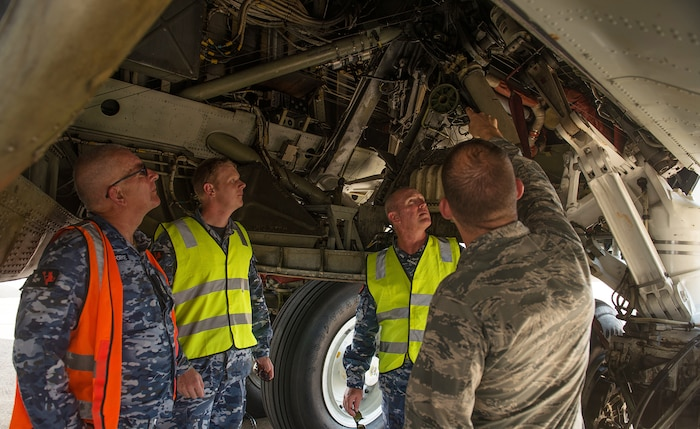 U.S., Australian forces conclude Enhanced Air Cooperation exercise