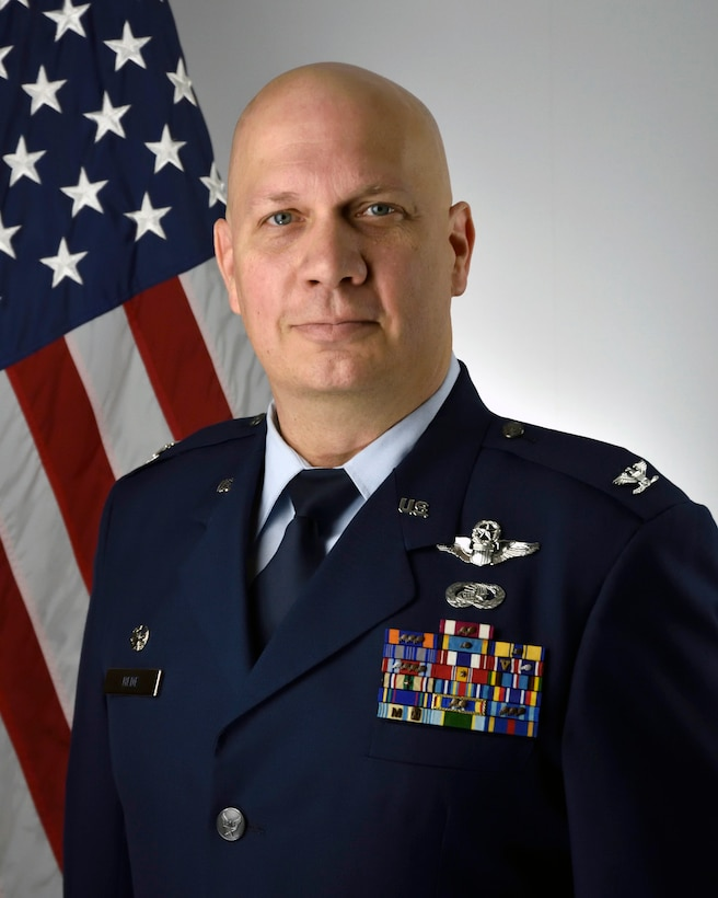 COLONEL NEIL M. HEDE