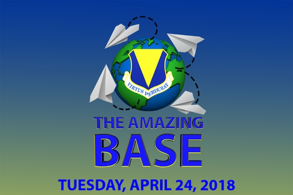 Advertisement for The Amazing Base event