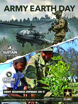"The Army's theme for Earth Day 2018 is ""Sustain the Mission/Secure the Future.""  This theme is emboldened by Jacksonville District's on-the-ground efforts to protect and preserve our environment on numerous fronts."