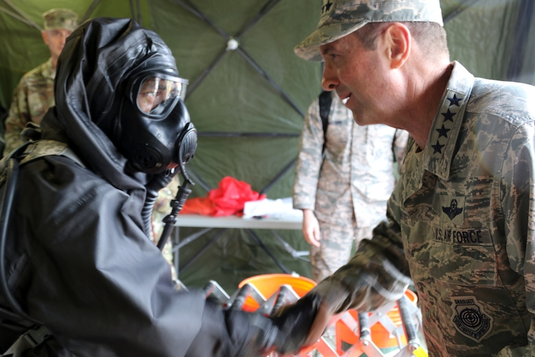 Army Reserve, National Guard partner for disaster training