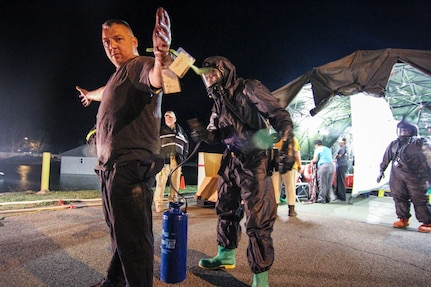 Army Reserve Soldiers sharpen disaster response skills