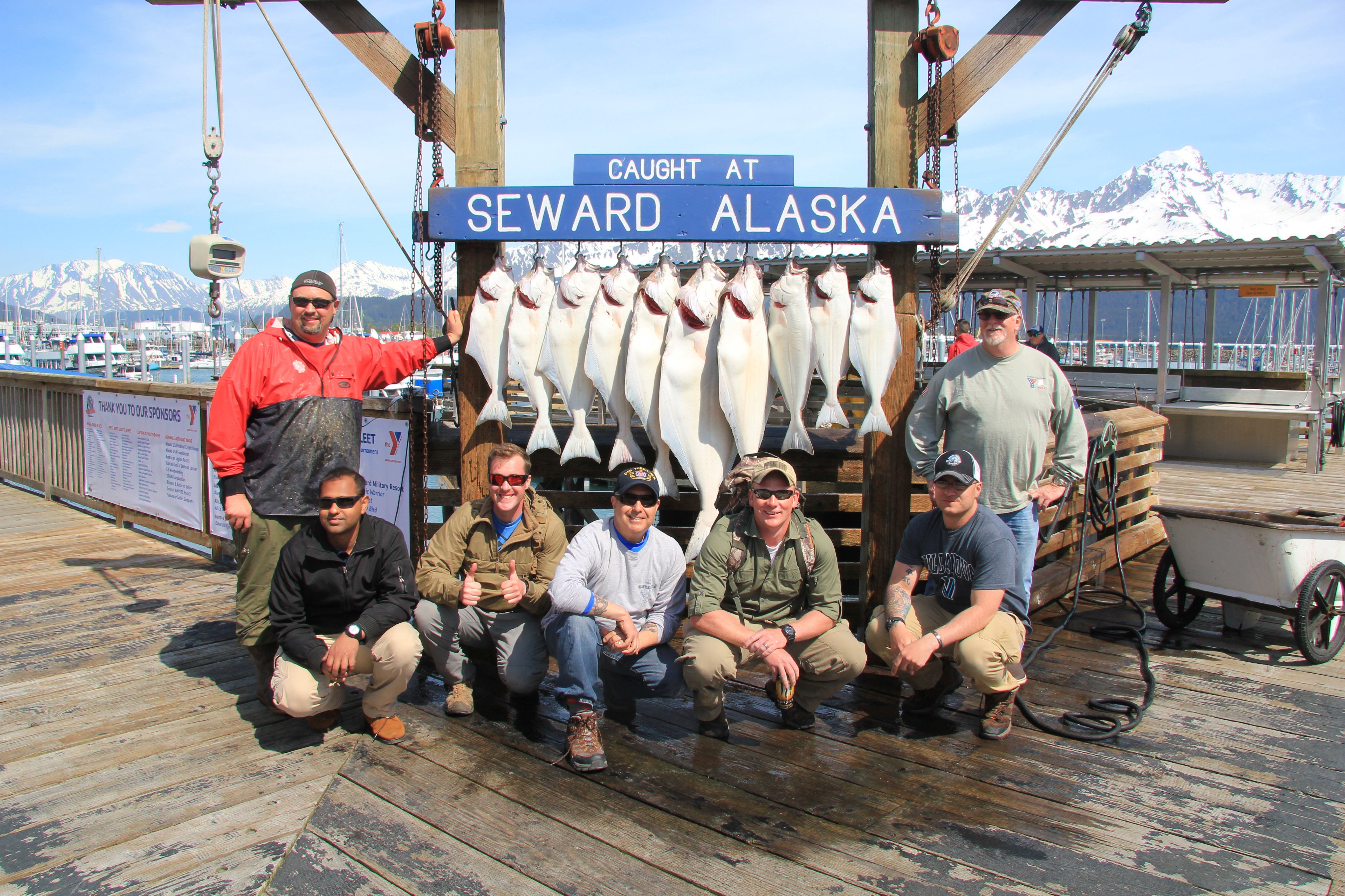 Registration begins for the 12th Annual ASYMCA of Alaska Combat Fishing Tournament