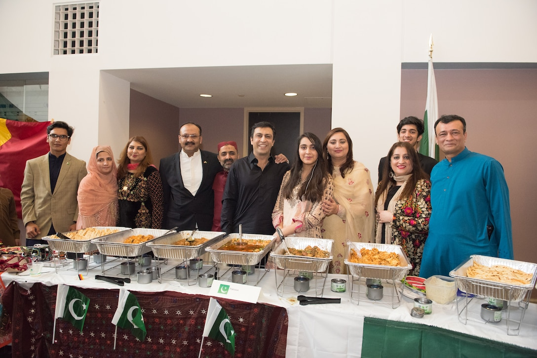 NDU Annual International Day Luncheon