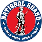 National Guard emblem