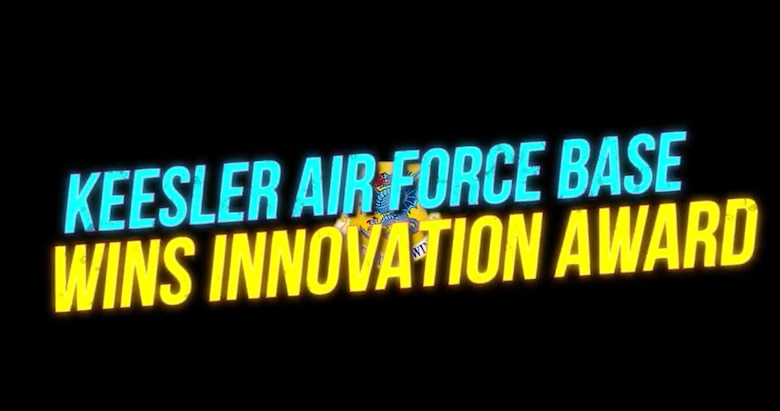 Keesler Air Force Base Wins Innovation Award
