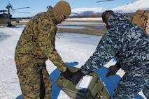 Arctic Care 2018 Readiness Training Event Begins in Northwestern Alaska