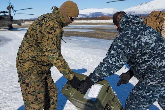 Arctic Care 2018 Readiness Training Event Begins in Northwestern Alaska