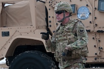 LTG Luckey participates in Fort McCoy training