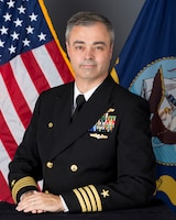 Captain Howard B. Markle, U.S. Navy 