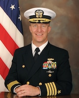Captain Eric P. Woelper, USN