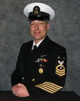 Command Master Chief Michael Chad Beatty, USN