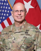 Maj. Gen. Kenneth D. Jones, commanding general 81st Readiness Division