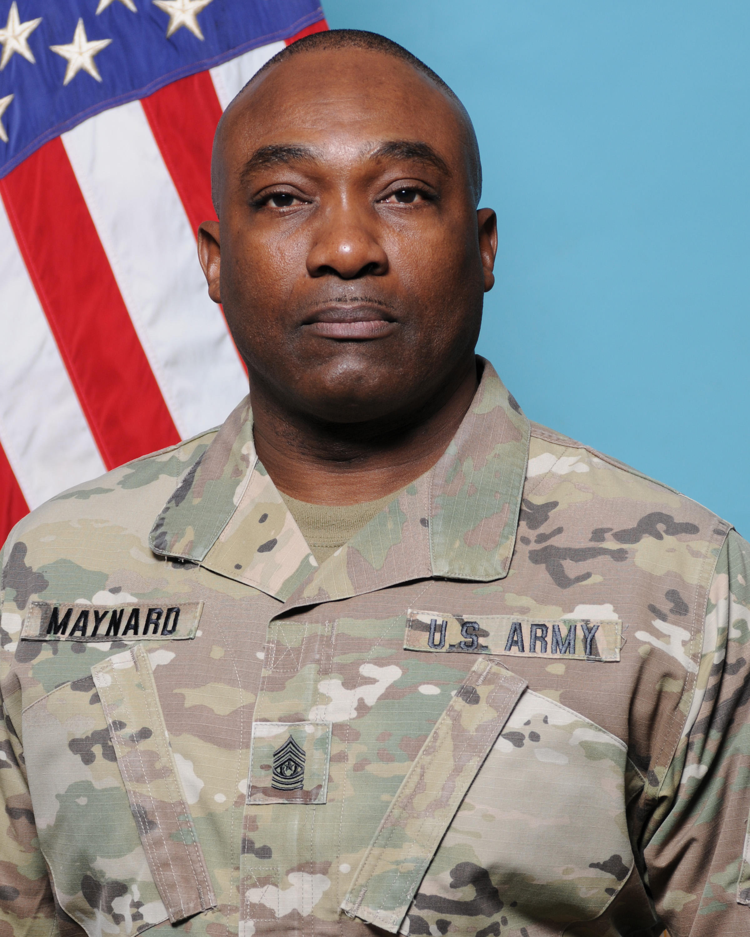 Command Sergeant Major Levi G  Maynard > U S  Army Reserve > Article