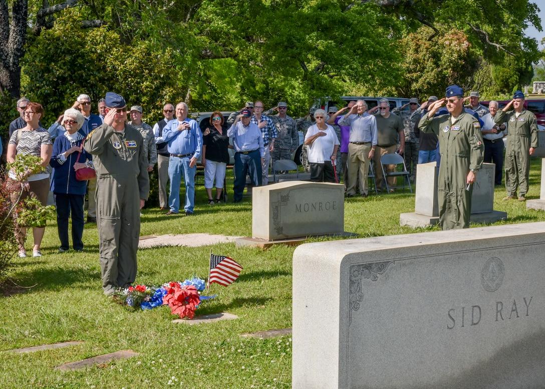 A Salute To Fallen Airmen