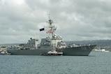 USS Michael Murphy returns home from deployment