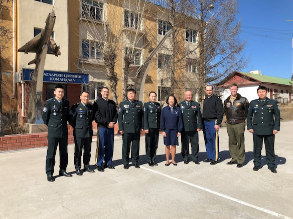 US, Mongolia air forces initiate steps for greater engagement