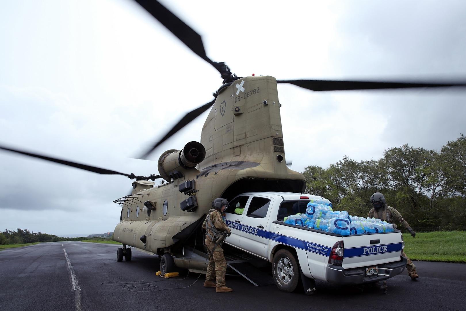 Kauai Relief