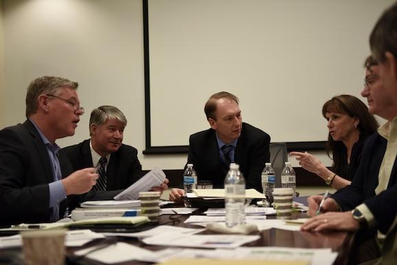 SAB Spring Board Meeting at AFOTEC on Kirtland AFB