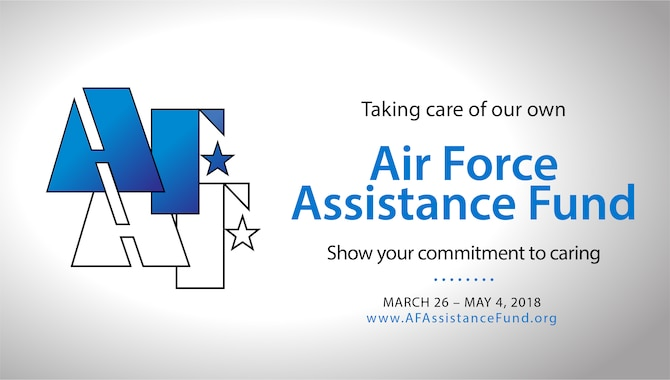 Air Force Assistance Fund (U.S. Air Force graphic by David Perry)