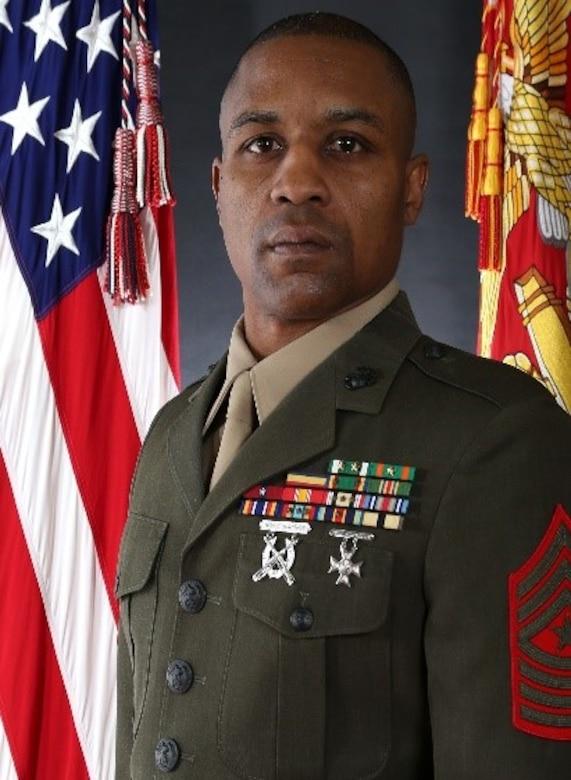 Sergeant Major Corey O. Wright
