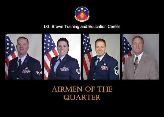 Airmen of the first quarter 2018