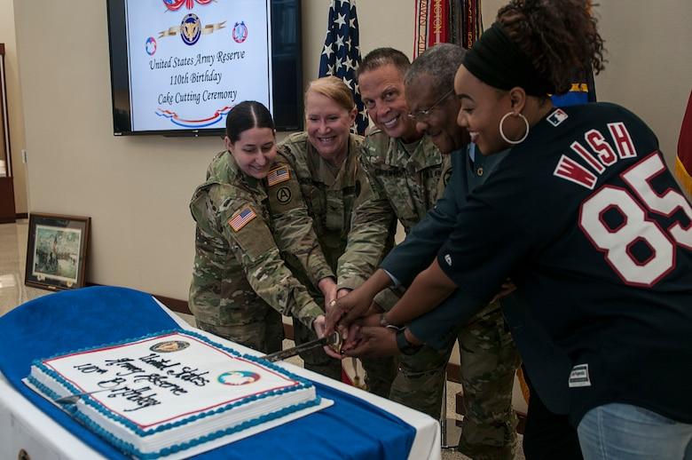 U.S. Army Reserve Command celebrates 110th birthday