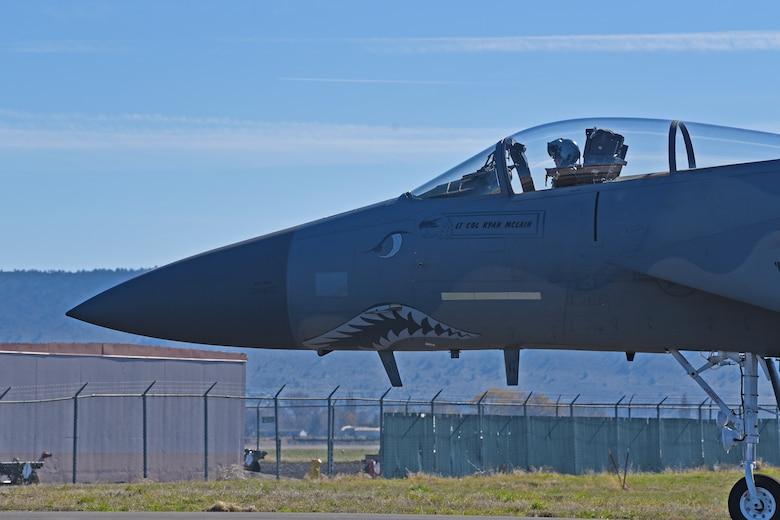 Kingsley F-15s