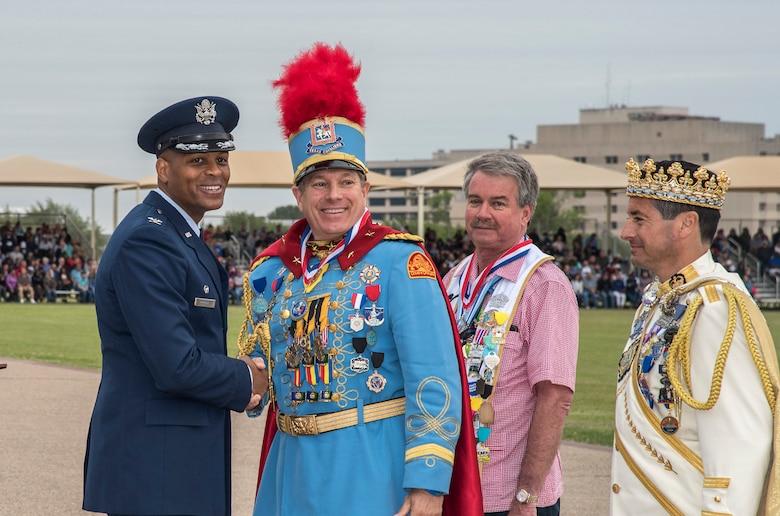 2018 Air Force Basic Training Fiesta Graduation Parade