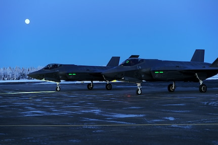 Site Action Task Force Prepares for F-35 Arrival