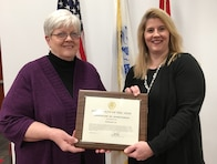 Lee selected as logistics employee of the year