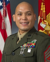 Master Sergeant Michael J. Leon Guerrero