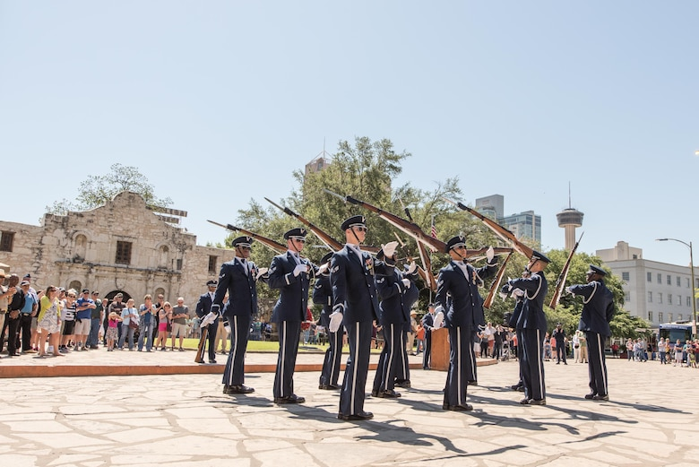 Air Force Day at The Alamo 2018