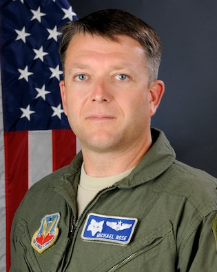 U.S. Air Force Lt. Col. Michael Rose, 20th Operations Group Det 1 Commander with the 157th Fighter Squadron at McEntire Joint National Guard Base, S.C., poses for his portrait July 2, 2013.  (U.S. Air National Guard photo by Tech. Sgt. Caycee Watson/Released)