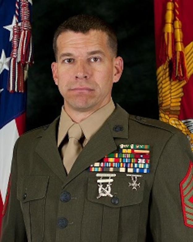 Sergeant Major Jonathan E. Novak